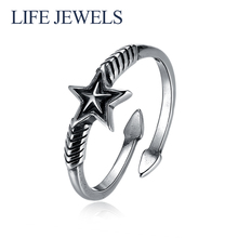 Authentic100% 925 Sterling Silver Rings Charm l Women Luxury Valentines Day Gift Jewelry 18173