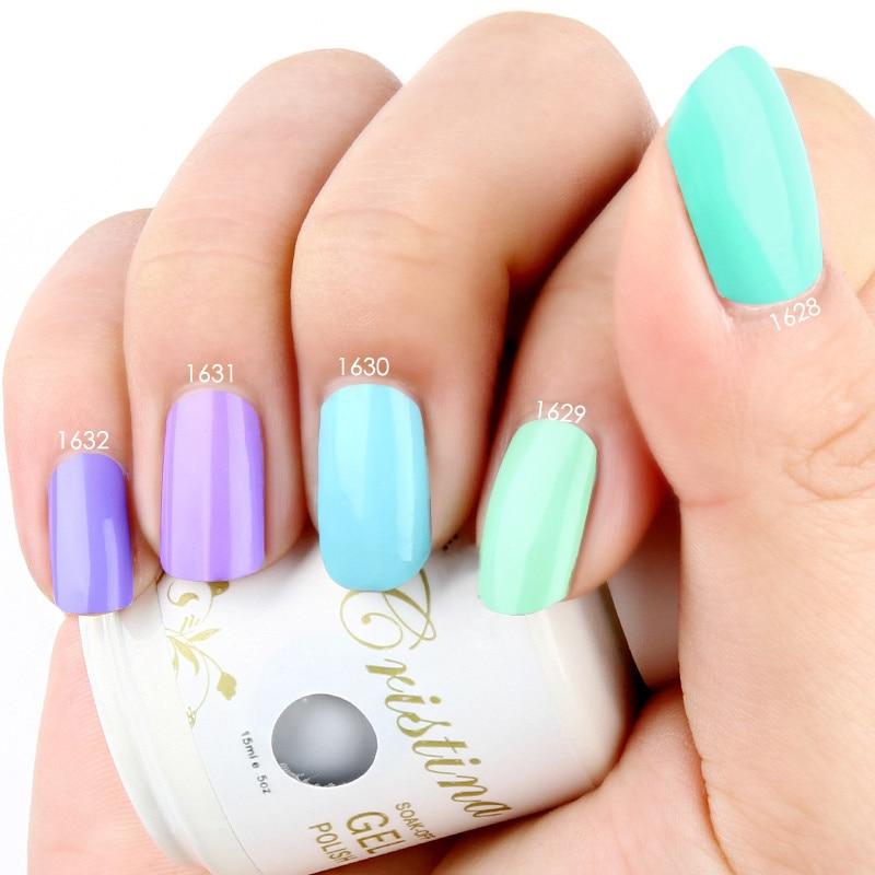 Choose 3 Colors Crislish Professional Hot Sale UV Soak Off Gel Nail ...