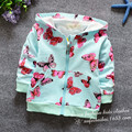 2016 весной кардиган куртки корейской оптовая продажа свободного покроя хлопка куртки бабочки покрыты с чернилами