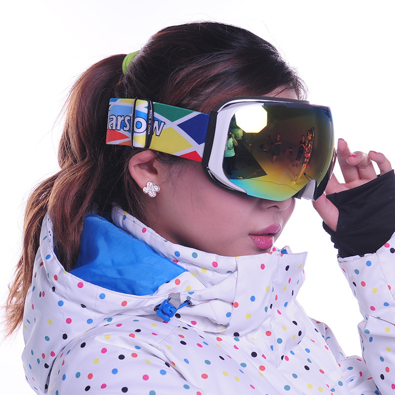 best ski goggles women  Aliexpress.com : Buy High Quality Genuine Marsnow Ski Goggles Two ...