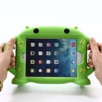 For Apple Ipad Mini 1 2 3 Silicone Shockproof Rubber Case For Ipad Mini2 Mini3 Coque