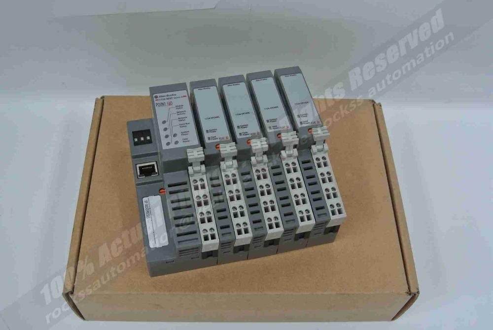 Used Good Condition 1734-EP24DC With Free DHLUsed Good Condition 1734-EP24DC With Free DHL
