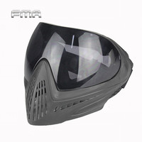 FMA Outdoor Sports Airsoft Tactical Eyewear Ski Hunting Safety Anti Fog Protective Goggle Full Face Mask