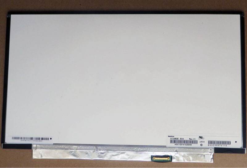 13 3 N133BGE EAA New Laptop LCD LED Screen Matrix Panel Slim Matte 30 pins Resolution