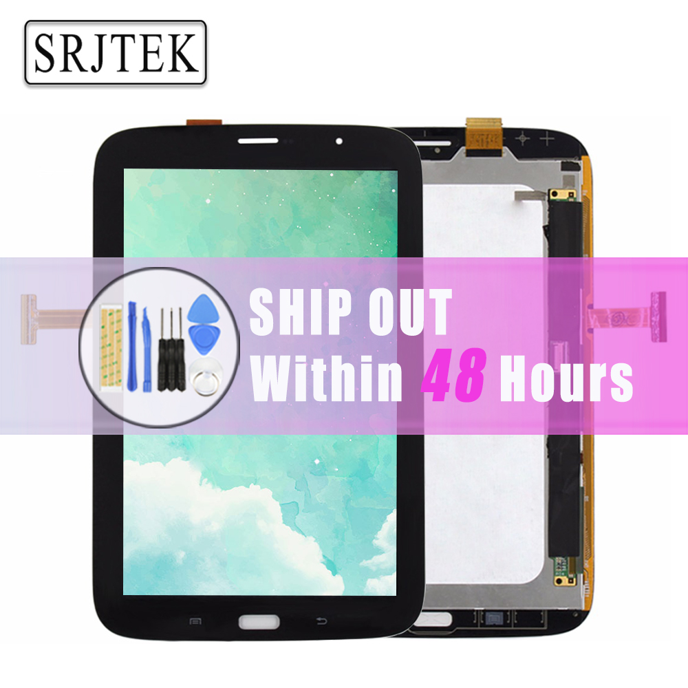 8 For Samsung Galaxy Note 8 GT-N5100 N5100 LCD Display Matrix Screen Touch Digitizer Sensor Assembly Replacement Parts Tools replacement digitizer touch screen for dual sim samsung galaxy gt i9082 white
