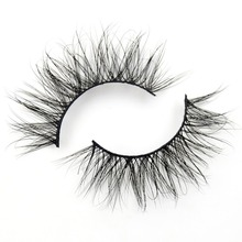 Visofree Mink Eyelashes 100% Cruelty free Handmade 3D Mink Lashes Full Strip Lashes Soft False Eyelashes Makeup  Lashes E12