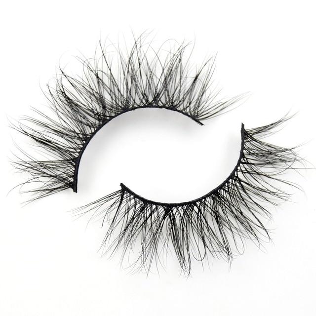 0f5c3deccfe Visofree Mink Eyelashes 100% Cruelty free Handmade 3D Mink Lashes Full  Strip Lashes Soft False