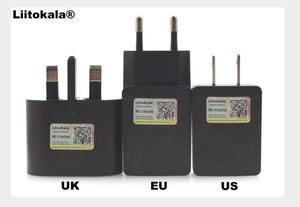 Image 4 - 2018 Neue Liitokala Lii 402 202 100 1.2 V 3.7 V 3.2 V 3.85 V AA / AAA 26650 16340 18650 NiMH Lithium Batterie  charger + 5 V 2A