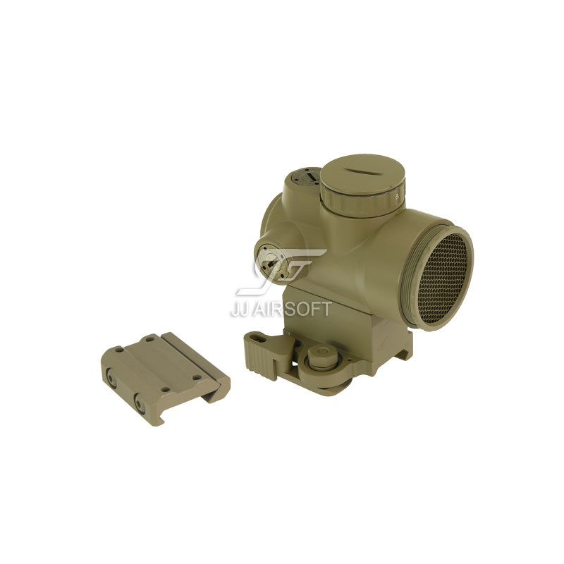 TARGET MRO Red Dot with QD Riser Mount  , Low Mount & Killflash / Kill Flash (Tan) LT839 / AC32067 FREE SHIPPING abus 74hb 40 75 mk loto non conductive 3 inch shackle purple