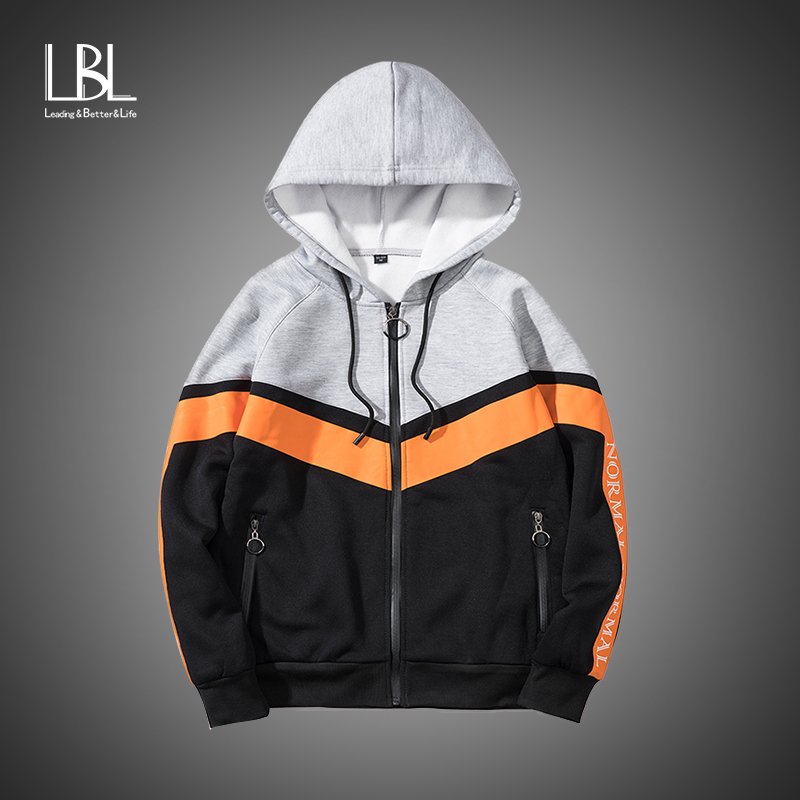 LBL Hoodies Men 2018 Autumn New Fashion Hoodies and Sweatshirts Brand Clothing LBL00A21 it will Be produced if it get more Likes