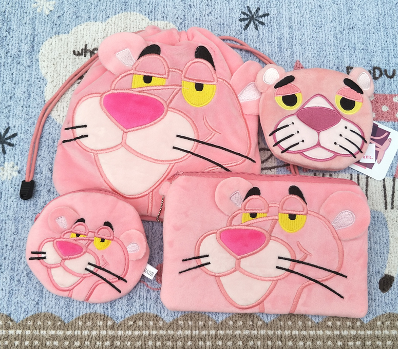 Porte-Monnaie Pink Panther