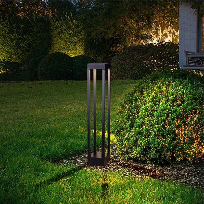 jardim parque grama paisagem gramado lâmpada w20cm w40cm w60cm