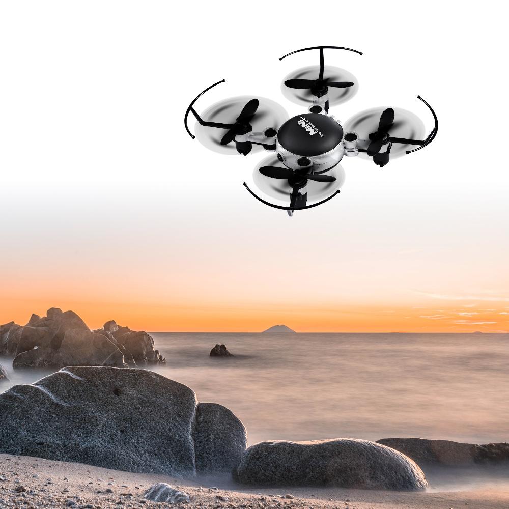 Ky901 Rc Quadcopter 24ghz Wifi Fpv 03mp Camera Led 3d Flip 4ch Ocean Toy Drone Super F 33043 Helicopter Mini