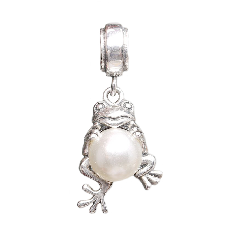 JewelsObsession Sterling Silver 19mm Heart Charm w//Lobster Clasp