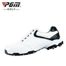 b1f18baf34 Profissional Sapatos de Golfe Dos Homens À Prova D  Água Esportes Dos  Homens Marca de