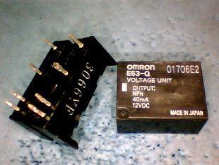 Free shipping   Genuine OMRON temperature control module E53-QFree shipping   Genuine OMRON temperature control module E53-Q