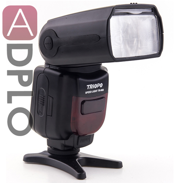 TRIOPO TR-982 1/8000s Wireless Flash Mode Speedlite as YN-568EX Suit For Nikon Camera D5000 D600 2017 triopo tr 586ex flash ttl speedlite wireless speedlight suit for nikon d750 d700 d7100 camera as yongnuo yn 568ex
