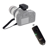 2 4GHz Wireless Remote Shutter Release For Canon 700D 650D 600D 70D 60D 550D 450D 1100D