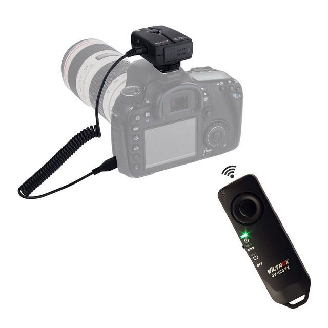 2 4GHz Wireless Remote Shutter Release for Canon 700D 650D 600D 70D 60D  550D 450D 1100D 1200D