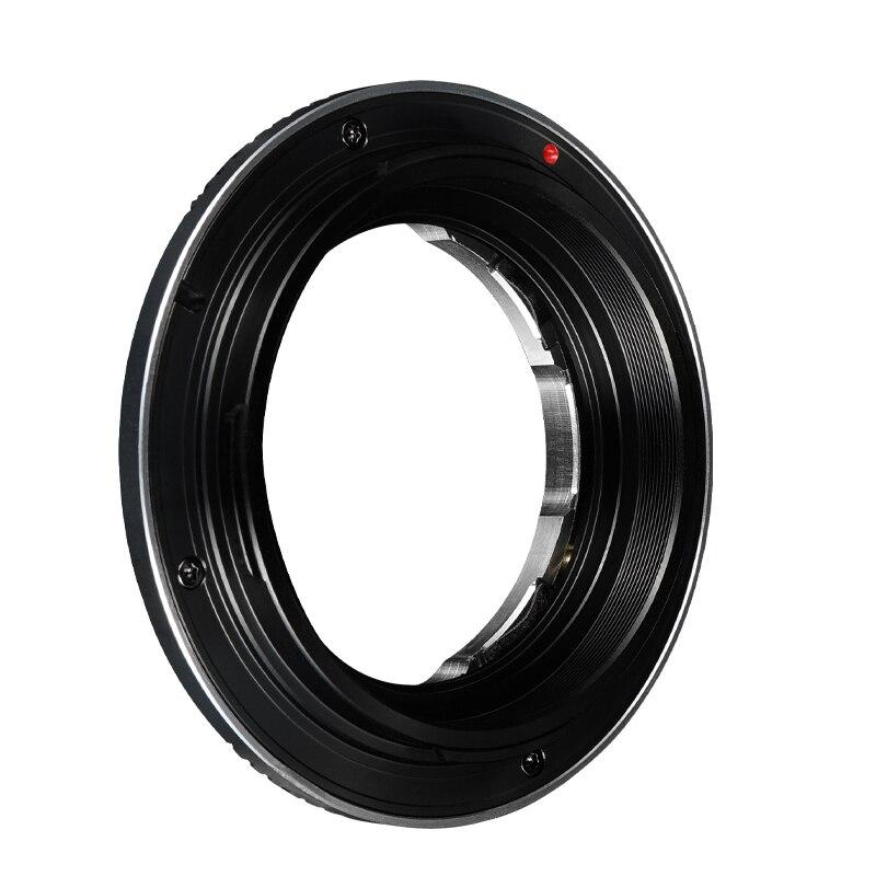Bague d'adaptation 7 artisans pour objectif de montage M pour appareil photo Canon EOS R LM-EOSR - 2