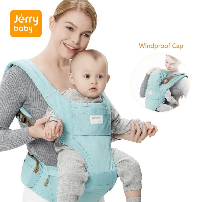 Baby Kangaroo Sling Ergonomic Baby Backpack Wrap Carrier Newborn Hip Seat for Children Belt Infant Harness