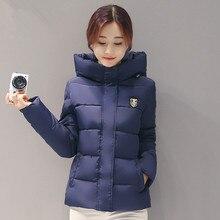 XMY3DWX Новый Зимы Женщин slim Fit Куртка С Капюшоном Утолщение Супер теплый Полупальто С Длинным рукавом Slim Большой ярдов Хлопка-мягкий одеть