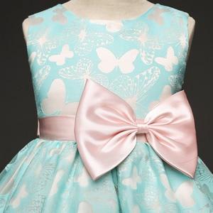 Платье принцессы для девочек, одежда для маленьких девочек на день рождения, платье из тюля для девочек на вечеринку, костюм для детей от От 3...