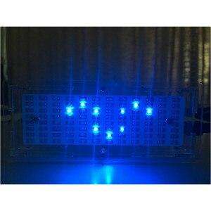 Image 5 - AIYIMA Singlechip LED 音楽スペクトラムアナライザオーディオレベルインジケータ MP3 Pc アンプインジケータモジュール Diy キット