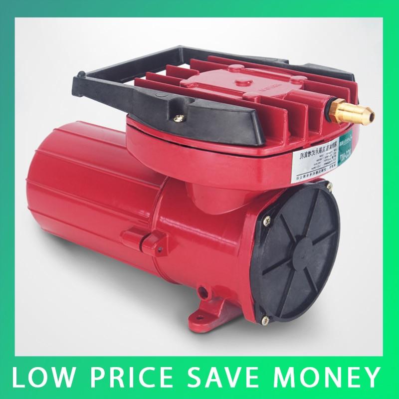 ФОТО 12/24V Aquarium Air Pump 60W/100W Fish Tank Oxygen Pump