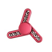 Drop Shipping Funny 3D EDC Spinning fidget tToy Finger Spinner For Kids Adults Focus Stress Relieve Toys