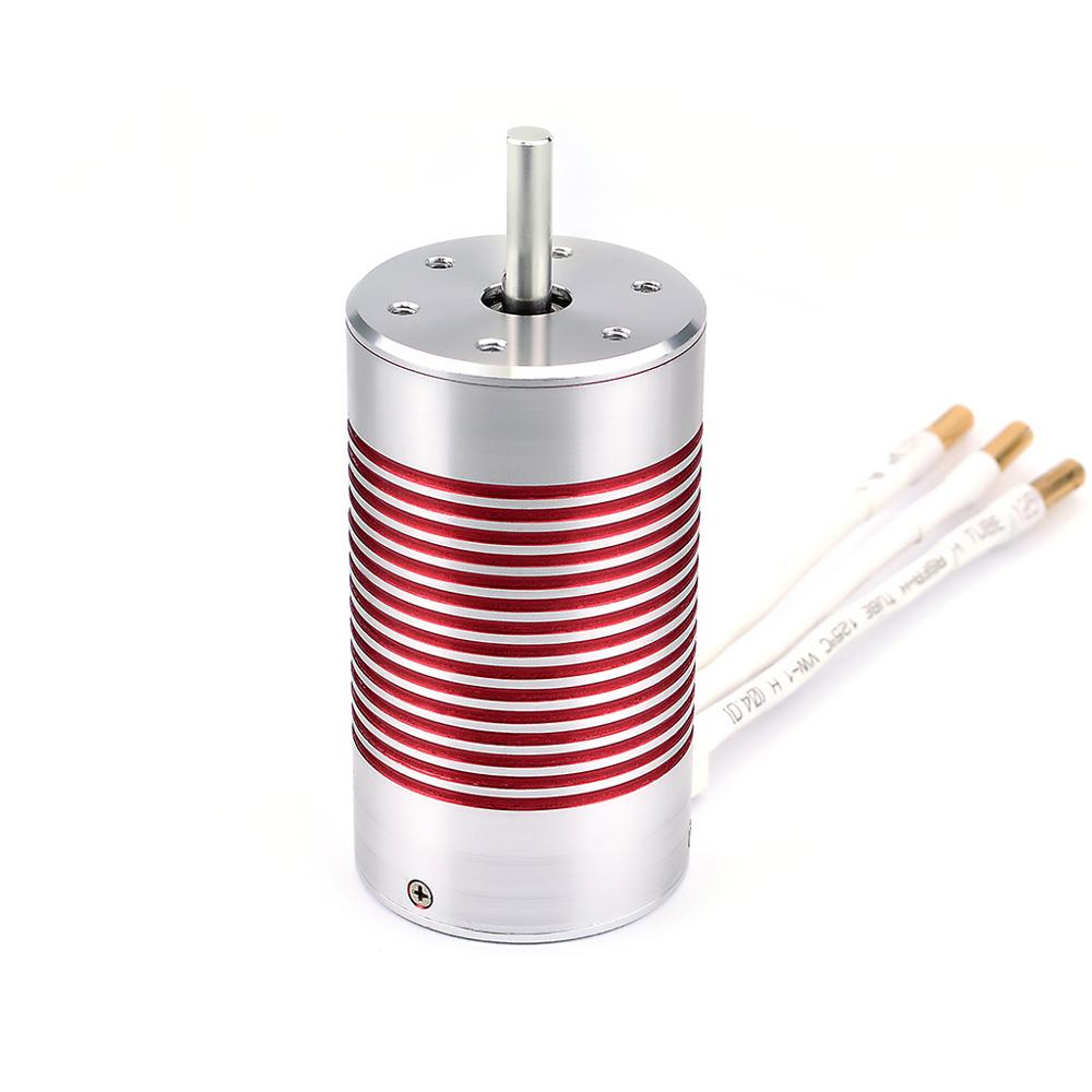 Image 4 - SURPASSHOBBY Platinum Waterproof Combo 3665 3100KV 2600KV 2100KV Brushless Motor w/ 60A ESC for Traxxas Axial HSP Redcat 1/10-in Parts & Accessories from Toys & Hobbies