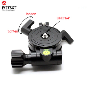 Image 1 - FITTEST JZ Leveler Base Measurement High Precision Level Regulator for Camera Horizontal 1/4 Screw Mount Panoramic Tripod Head