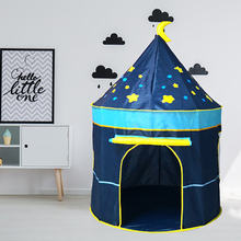 Childrens tent game house indoor home baby yurt castle toy girl princess room for gifts
