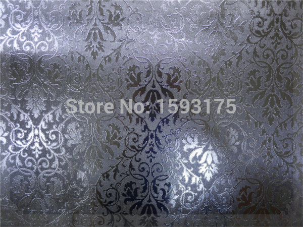Leaf Wall Paper Design Home Decor Wallpapers Silver Metallic Wallpaper Green Bathroom Flooring