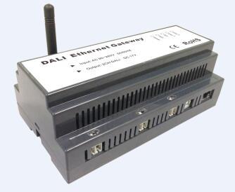DL100 + DL810 + LN DALIDIMMER Digitale Adresseerbare Verlichting Interface netwerk host, USB signaal, WIFI signaal led controller