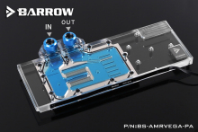 Barrow BS-AMRVEGA-PA GPU Water Cooling Block for AMD VEGA