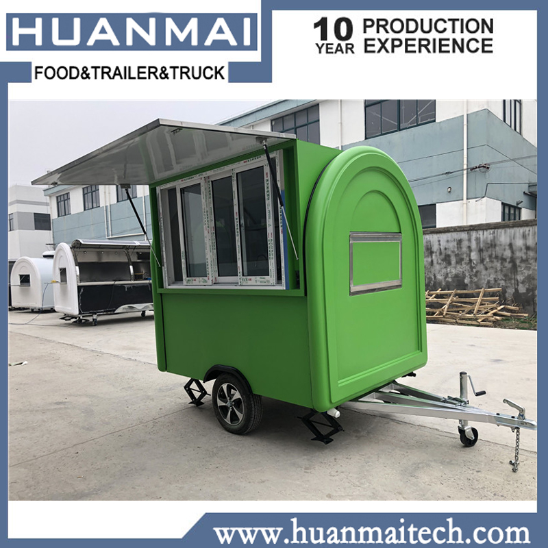 4e3a0c0e55 China Mobile Food Truck Enclosed Concession Trailer Catering Trailer Coffee  Food Van