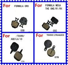 VXM 4 Pair Bicycle Hydraulic Disc Brake Pads Resin brake pads for SHIMAN0 AVID HAYES TEKTRO Magura Formula MTB Bicycle Parts