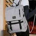 À prova d' água de Grande Capacidade de 16 Polegadas Laptop Saco de Homem da mala Mochila Preta Mochila para Mochilas Escolares mulheres Mochila Masculina