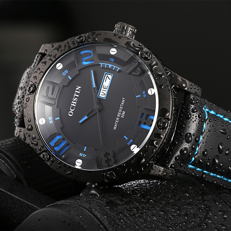 2016 Ochstin Watches Men font b Military b font Sports Quartz font b Luxury b font