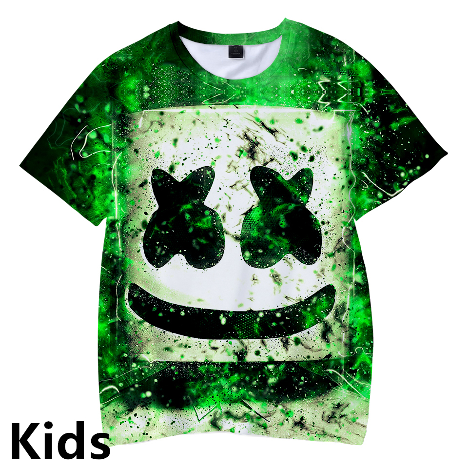 3D Printed T-Shirts Abstract White Man Figure with Star in Hand Standing On Poly