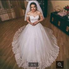 f07e4fb1e4 Buy modern wedding gown and get free shipping on AliExpress.com