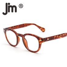 JM Retro Round Polarized Sunglasses and Anti Blue Light Bloc