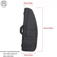 Tactical Gun Bag 1 2M Heavy Duty Tactical Gun Slip Bevel Carry Bag Rifle Case Shoulder