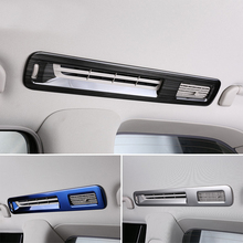 4pcs for PATROL Y62 Air conditioner Upper air vent decorate frame