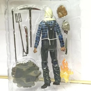 Image 4 - 18cm NECA Friday the 13th Part 2 Jason Voorhees PVC Action Figure Collectible Model Toy for Christmas Gift