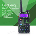 Promotion Camouflage BAOFENG UV-5R VHF UHF Dual Band Walkie Talkie Handheld Two Way CB Radio
