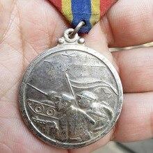 Защитника Отечества освобождение война 1950-1953(Корея войны медаль) КНДР Северная Корея Булавки знак