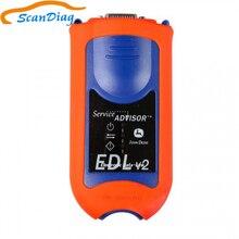 JD EDL V2 Service Advisor for john deer Agricultural construction diagnostic tool scanner EDL v2 Electronic Data Link kit