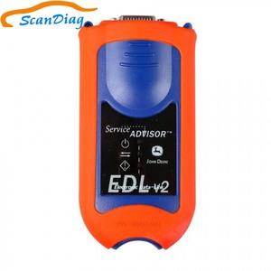 Image 1 - JD EDL V2 doradca serwisowy dla john deer narzędzie diagnostyczne do budowy maszyn rolniczych EDL v2 elektroniczny zestaw łączników danych